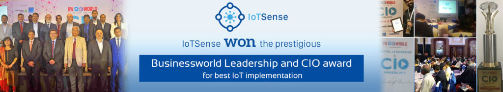 Businessworld IoT Award - 2017