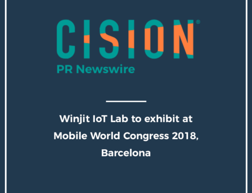 Winjit IoT Lab to exhibit at Mobile World Congress 2018, Barcelona